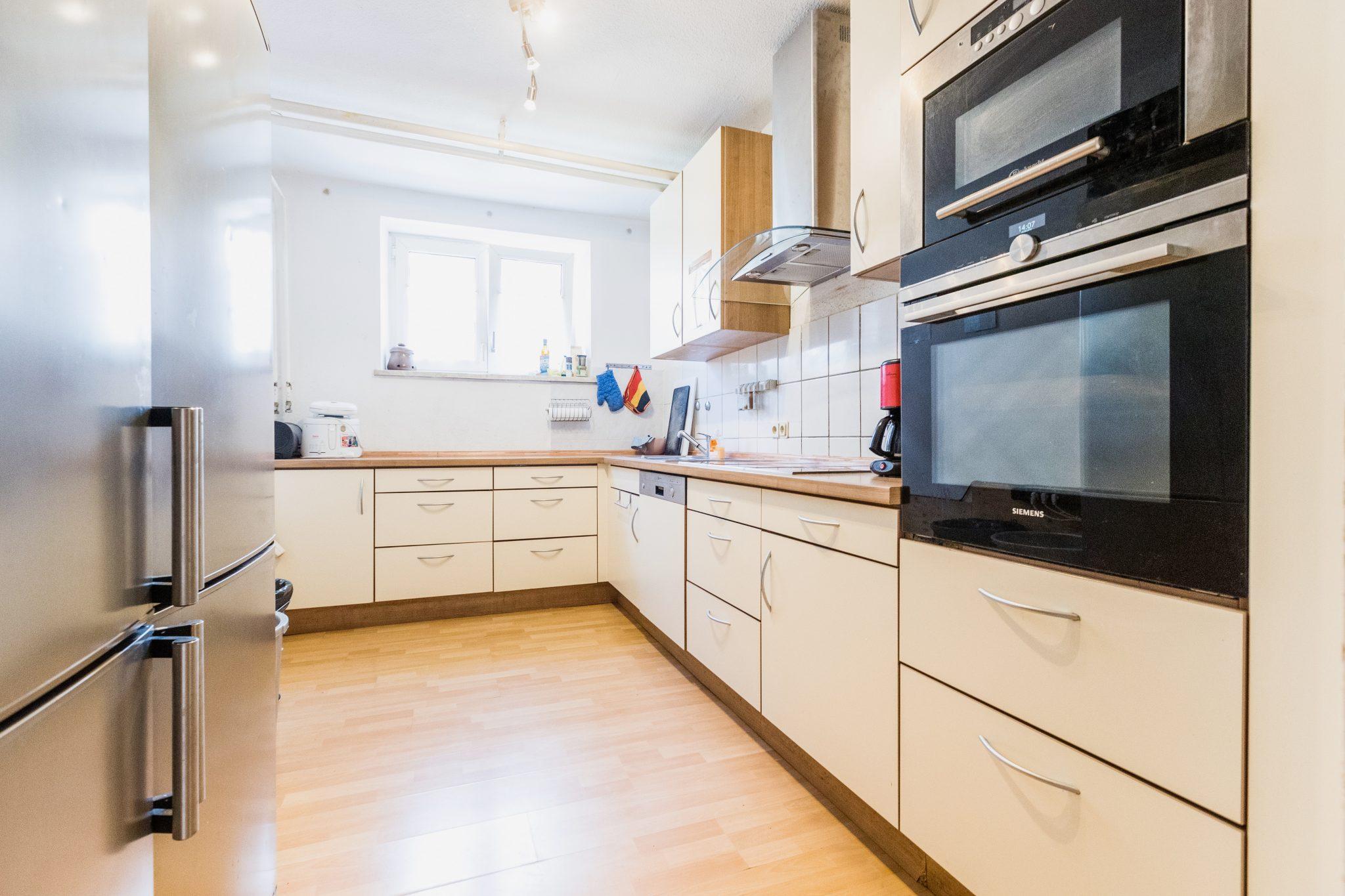 Studentenwohnheim Bingen Teutonenhaus Küche